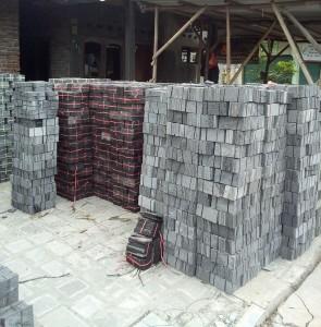Batu Candi Batu Alam Cirebon