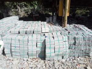 Batu Hijau Rtm  Batu Alam Cirebon