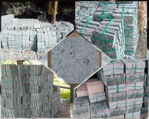 Batu Hijau Batu Alam Cirebon